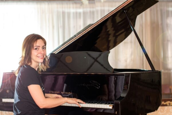 Pink Panther (Манчини) уроки фортепиано