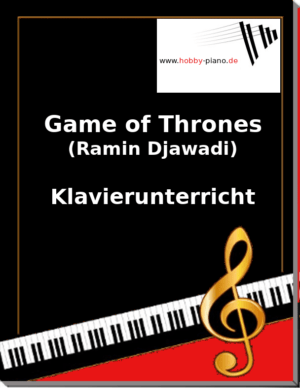 Game of Thrones (Ramin Djawadi) Online Klavierunterricht