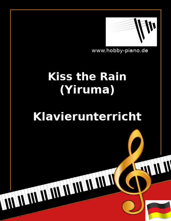 Kiss the Rain (Yiruma) Online Klavierunterricht