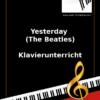 Yesterday (The Beatles) Online Klavierunterricht