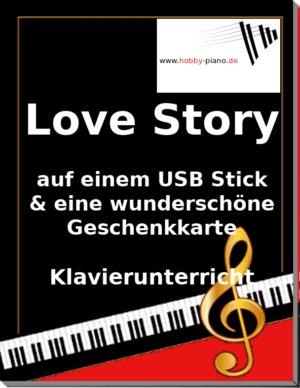 Love Story Geschenk