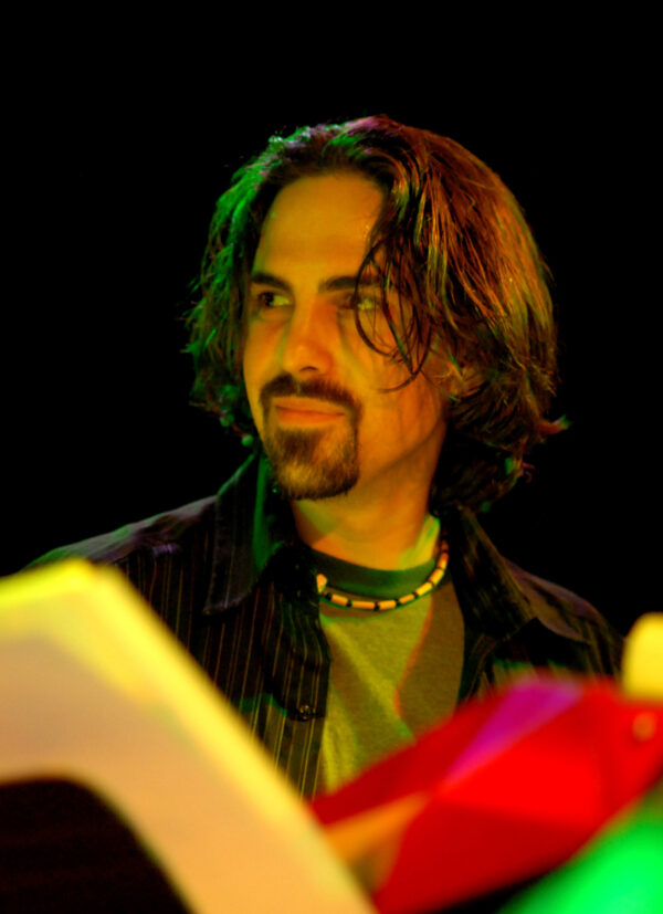 """Bearmccreary (https://commons.wikimedia.org/wiki/File:McCrearyHeadshot2009.jpg), """"McCrearyHeadshot2009"""", https://creativecommons.org/licenses/by-sa/3.0/legalcode"""