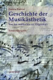 Geschichte der Musikästhetik