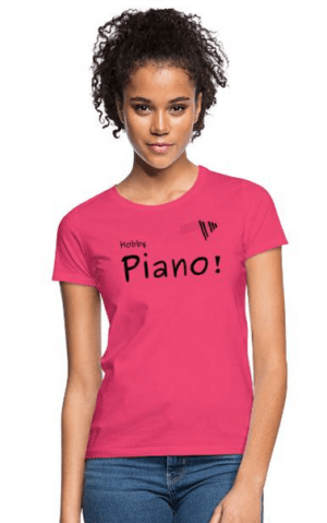 Frauen T Shirt Azalea